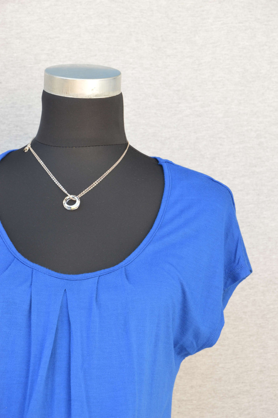 MAYA electric blue top, size S (NZ 10)