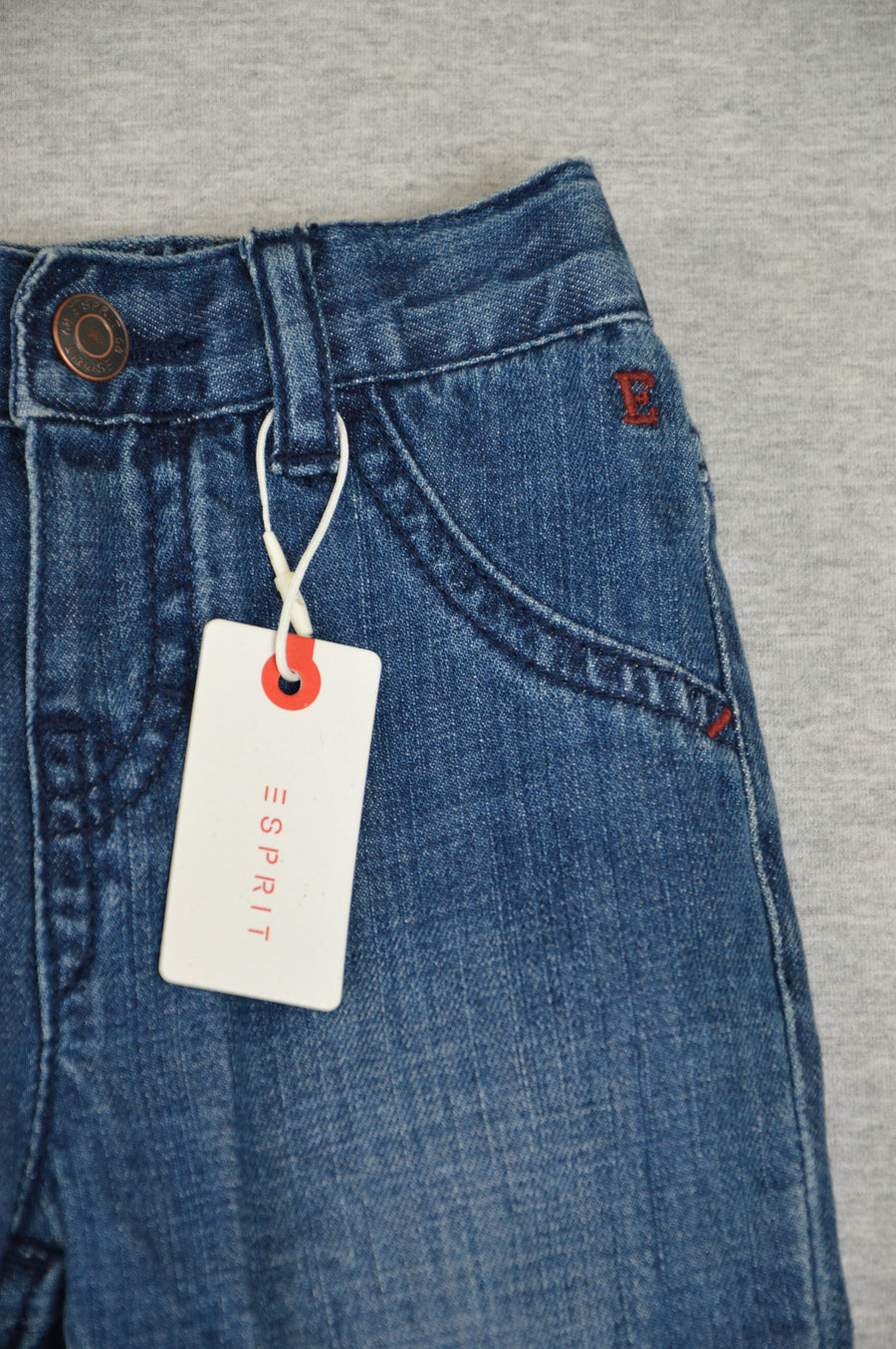 Esprit - brand new - fully lined jeans, size 9m
