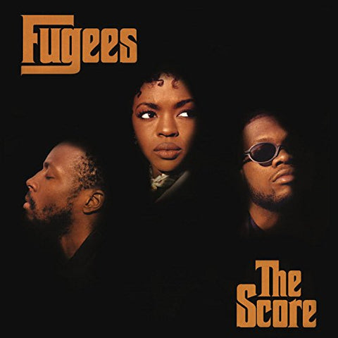 The Score Vinyl Record by The Fugees