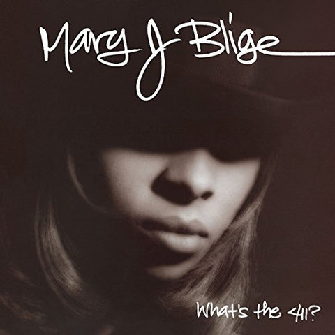 What's The 411? Vinyl Record by Mary J Blige 2 Disc Set