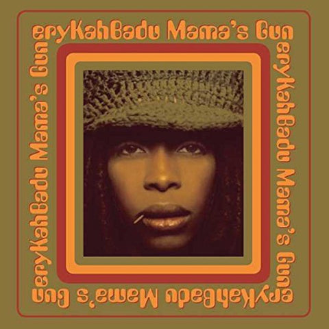 Mama's Gun 2 Disc Vinyl Record Set by Erykah Badu