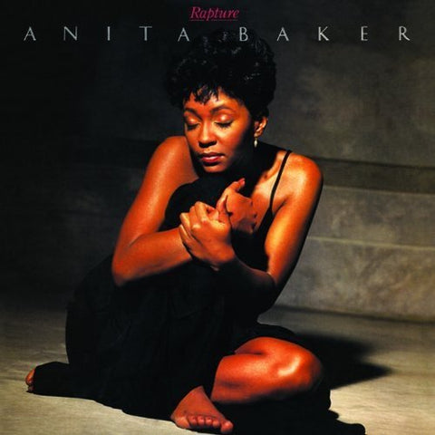 Rapture Vinyl Record by Anita Baker