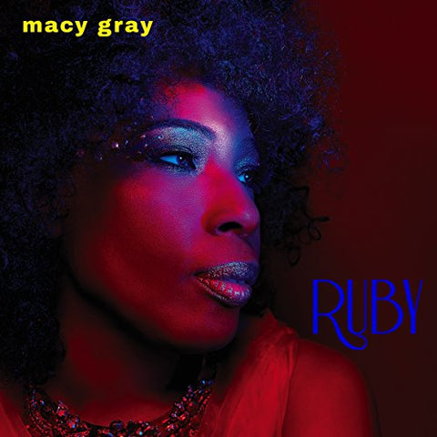 RUBY Vinyl Record by Macy Grey