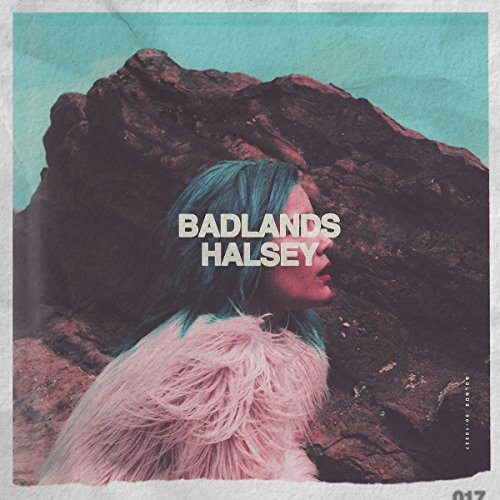 BADLANDS Vinyl Record by Halsey