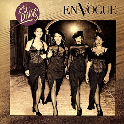 Funky Divas Vinyl Record by En Vogue
