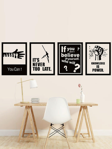 Empowerment Wall Sticker Set