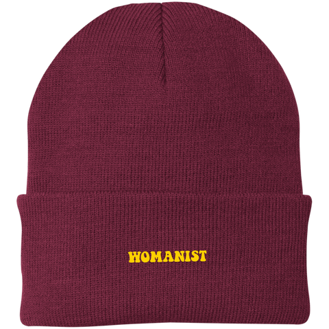 WOMANIST BEANIE BY BLK GRL