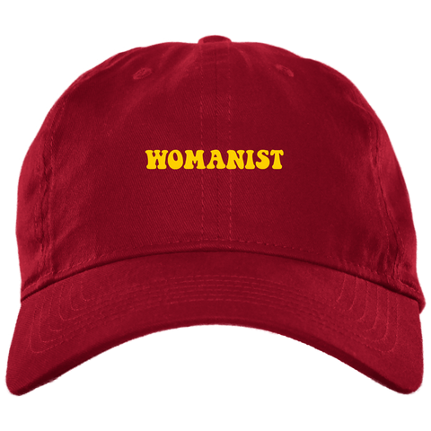 WOMANIST DAD HAT BY BLK GRL