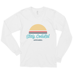 Long Sleeve Unisex Multi Sunset
