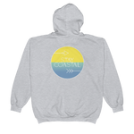 Coast to Coast Grey Zip Up