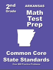 2nd Grade Arkansas Common Core Math - TeachersTreasures.com