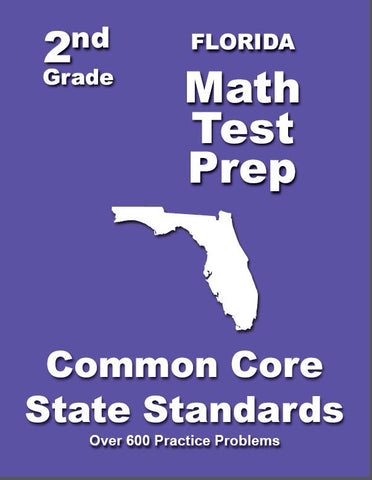 2nd Grade Florida Common Core Math - TeachersTreasures.com