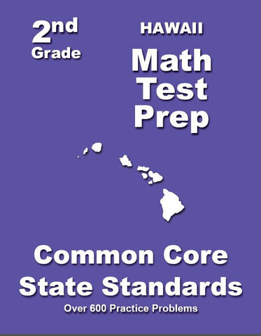 2nd Grade Hawaii Common Core Math - TeachersTreasures.com