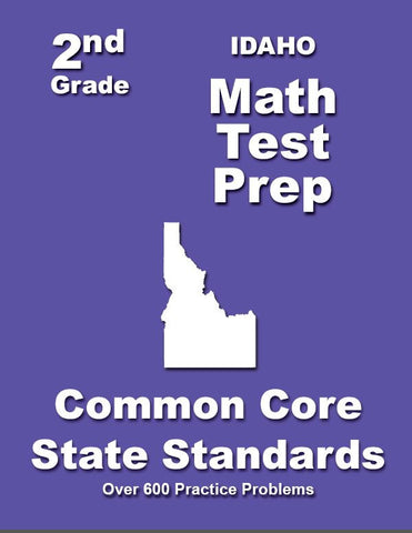 2nd Grade Idaho Common Core Math - TeachersTreasures.com
