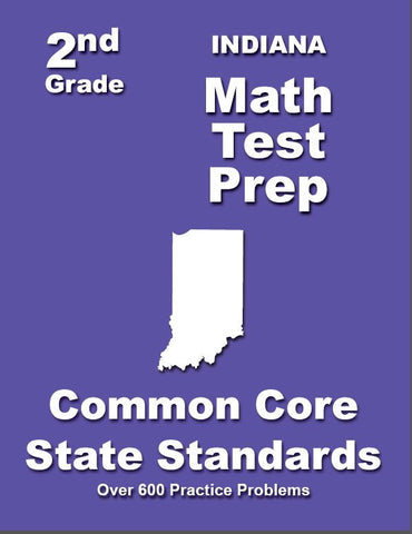 2nd Grade Indiana Common Core Math - TeachersTreasures.com