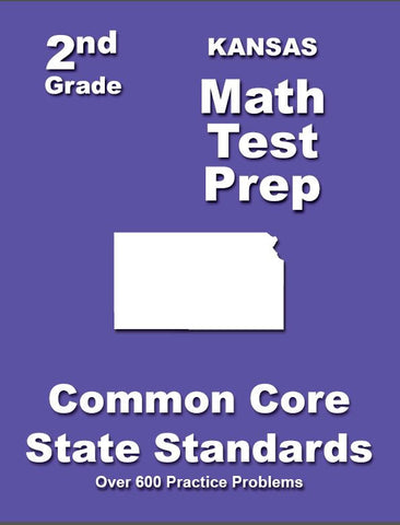 2nd Grade Kansas Common Core Math - TeachersTreasures.com