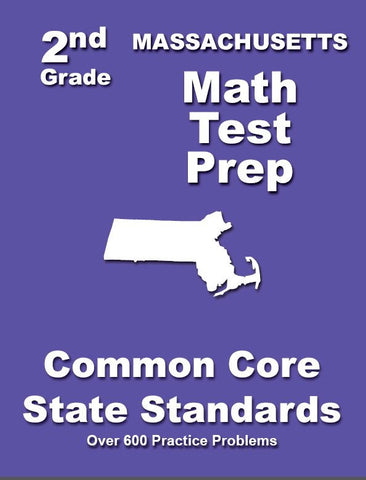 2nd Grade Massachusetts Common Core Math - TeachersTreasures.com