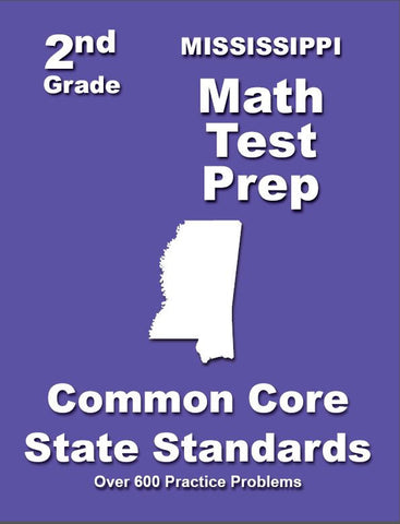 2nd Grade Mississippi Common Core Math - TeachersTreasures.com