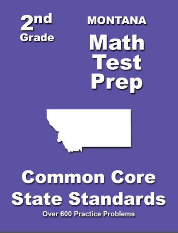 2nd Grade Montana Common Core Math - TeachersTreasures.com