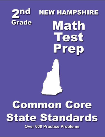 2nd Grade New Hampshire Common Core Math - TeachersTreasures.com