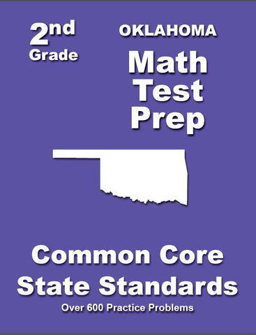 2nd Grade Oklahoma Common Core Math - TeachersTreasures.com