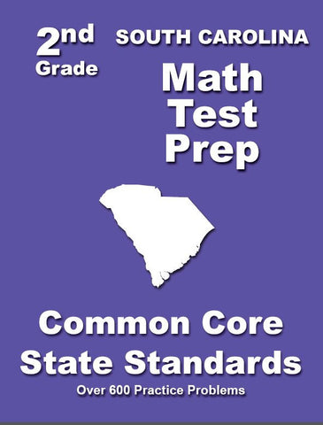 2nd Grade South Carolina Common Core Math - TeachersTreasures.com