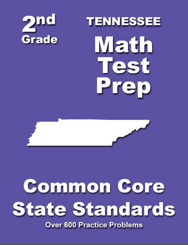 2nd Grade Tennessee Common Core Math - TeachersTreasures.com