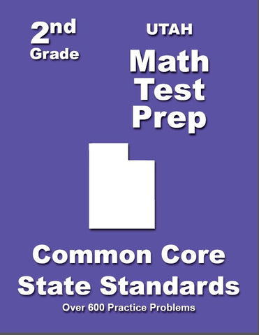 2nd Grade Utah Common Core Math - TeachersTreasures.com