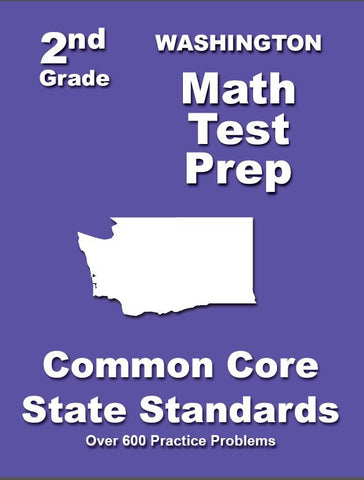 2nd Grade Washington Common Core Math - TeachersTreasures.com