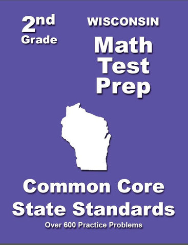 2nd Grade Wisconsin Common Core Math - TeachersTreasures.com