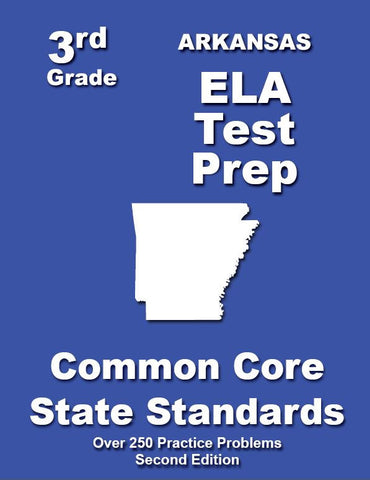 3rd Grade Arkansas Common Core ELA - TeachersTreasures.com