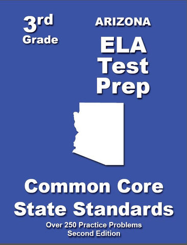 3rd Grade Arizona Common Core ELA - TeachersTreasures.com
