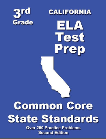 3rd Grade California Common Core ELA - TeachersTreasures.com