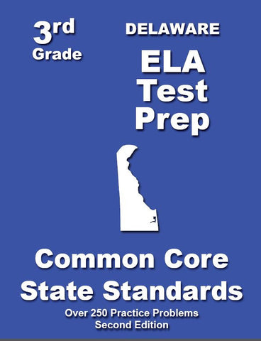3rd Grade Delaware Common Core ELA - TeachersTreasures.com