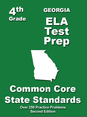 4th Grade Georgia Common Core ELA - TeachersTreasures.com