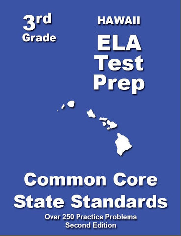 3rd Grade Hawaii Common Core ELA - TeachersTreasures.com