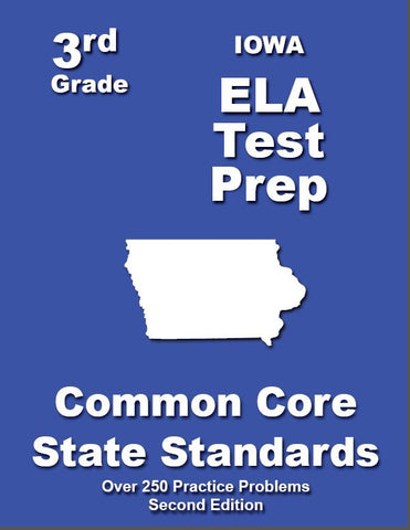 3rd Grade Iowa Common Core ELA - TeachersTreasures.com