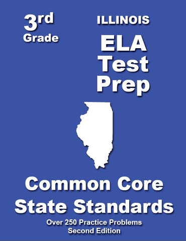 3rd Grade Illinois Common Core ELA - TeachersTreasures.com
