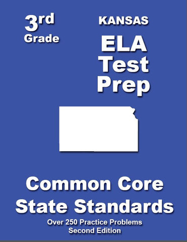 3rd Grade Kansas Common Core ELA - TeachersTreasures.com