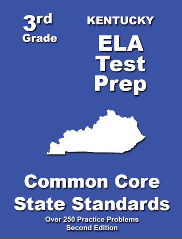 3rd Grade Kentucky Common Core ELA - TeachersTreasures.com