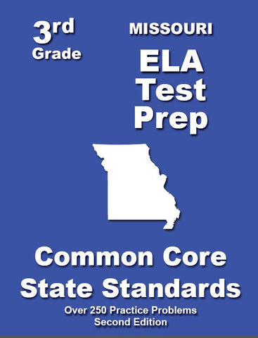3rd Grade Missouri Common Core ELA- TeachersTreasures.com