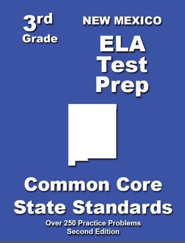 3rd Grade New Mexico Common Core ELA - TeachersTreasures.com