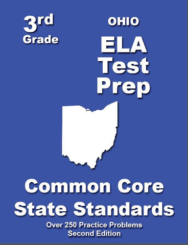 3rd Grade Ohio Common Core ELA - TeachersTreasures.com