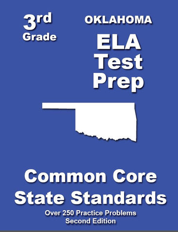 3rd Grade Oklahoma Common Core ELA - TeachersTreasures.com