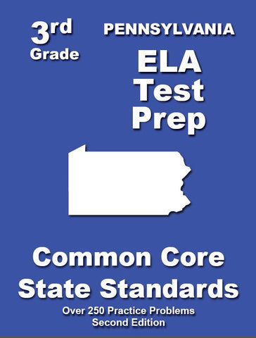 3rd Grade Pennsylvania Common Core ELA - TeachersTreasures.com