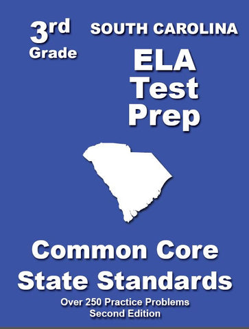 3rd Grade South Carolina Common Core ELA - TeachersTreasures.com