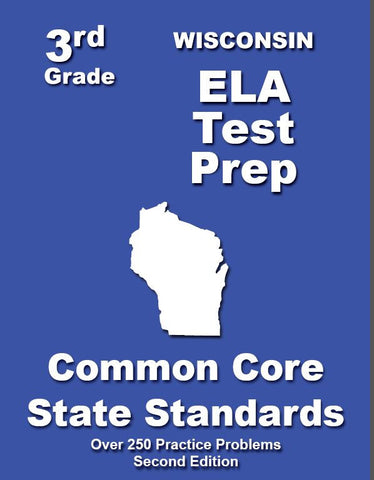 3rd Grade Wisconsin Common Core ELA - TeachersTreasures.com