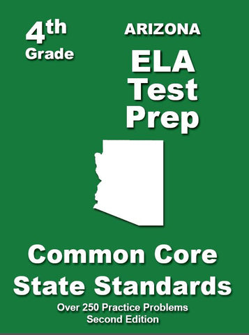 4th Grade Arizona Common Core ELA - TeachersTreasures.com