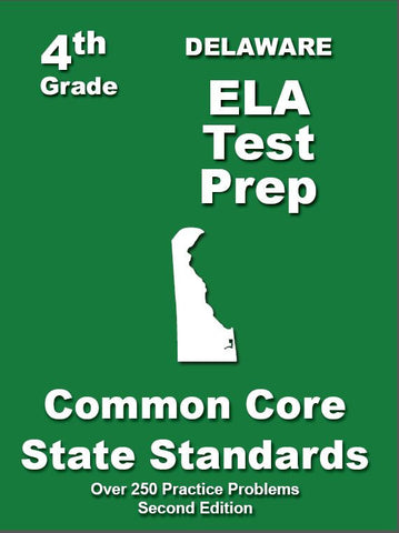 4th Grade Delaware Common Core ELA - TeachersTreasures.com