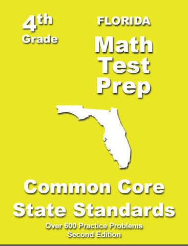 4th Grade Florida Common Core Math - TeachersTreasures.com